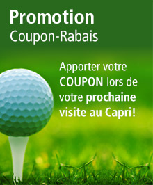 Promotion Internet Golf